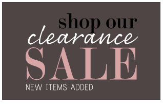 shop our clearance sale