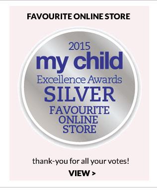 Silver award favourite online retailer