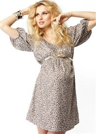 Queen Bee Favourite Shirtdress in Leopard by More of Me