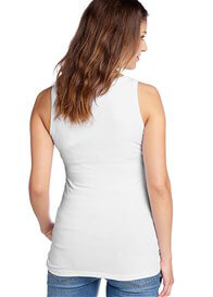 Queen Bee Basic Maternity Tank Top (available in Black or White) by Esprit