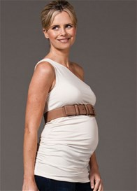 Queen Bee Sultry One Shouldered Maternity Top by Trimester Clothing