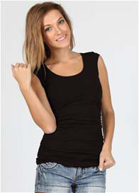 Quack Nursingwear - Cap Sleeve Nursing / Maternity Top
