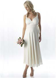 Queen Bee Kylie Multi-Way Bridal Maternity Wedding Dress by Seraphine