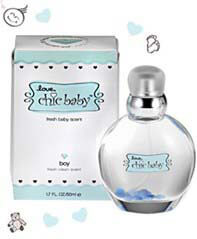 QueenBee® - Love Chic Baby Perfume - Momo (for Boys)