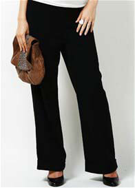 Queen Bee Treasured Wide Leg Relaxed Maternity Pants by Trimester