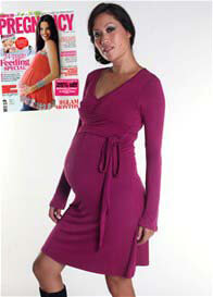 Quack Nursingwear - Nursing / Maternity Dress - ON SALE