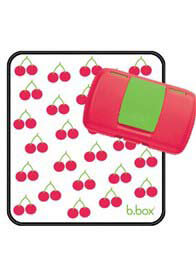 Queen Bee Baby Nappy Wallet in Cherry Delight by b.box®