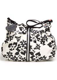 Babymel - Amanda Nappy Bag in White Floral