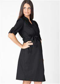 Ripe Maternity - Maternity Shirt Dress