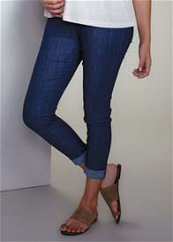 Maternal America - Cigarette Jeans in Classic Wash - ON SALE
