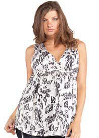NOM - Simple Ikat Tunic - ON SALE