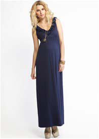 More of Me - Avery Navy Maxi Dress