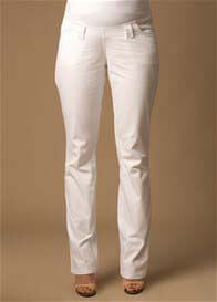 Torelle - Torino White Drill Pants - ON SALE