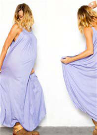 Fillyboo - That Was Then Lilac Maxi Dress