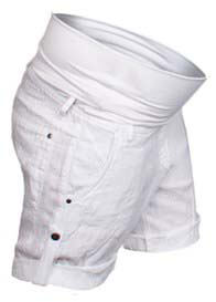 Queen mum - Linen Shorts - ON SALE