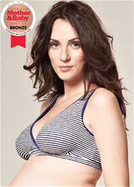 QueenBee® - Brenda Nursing Sleep Bra