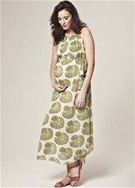 LIL Designs - Madchen Green Rope Dress