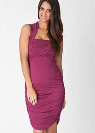 Ripe Maternity - Harper Nursing Dress in Ribena