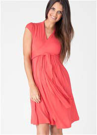 Ripe Maternity - Tulip Chic Knit Dress - ON SALE
