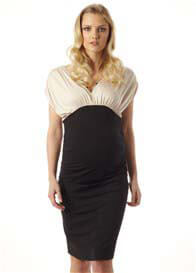Queen Bee Dahlia Maternity Cocktail Dress by Seraphine