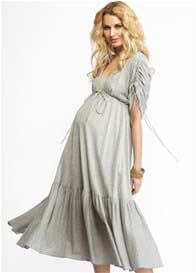More of Me - Beatrix Dress in Grey