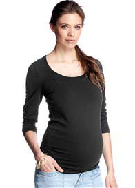 Esprit - Long Sleeve Maternity Tee
