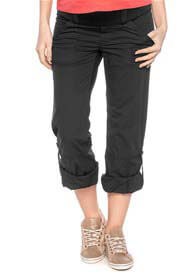 Queen Bee Black Maternity Cargo Pants by by Esprit
