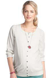 Esprit - Peasant Blouse in Off-White