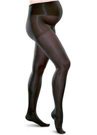 Preggers - Compression Pantyhose in Black