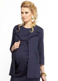 More Of Me - Marlow Swing Jacket in Navy