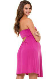 LA Made - Bandeau Dress - ON SALE