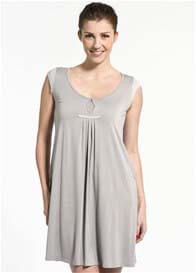 Pomkin - Caroline Breasteeding Dress in Gris
