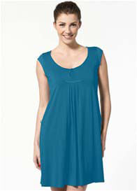 Pomkin - Caroline Nursing Dress in Canard