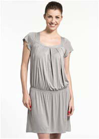 Pomkin - Florence Nursing Dress in Gris - ON SALE