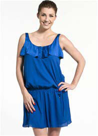 Pomkin - Joanna Indigo Breastfeeding Dress