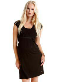 Esprit - Black Nursing Dress