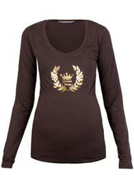 Queen Bee Insignia Maternity Tee by Queen mum