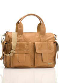 Storksak - Sofia Nappy Bag in Tan