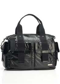 Storksak - Sofia Nappy Bag in Black Pearl