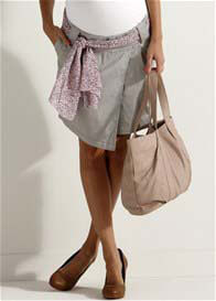 Esprit - Pigeon Grey Skirt