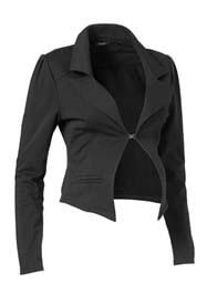 Queen Bee Cale Black Maternity Jacket by Noppies