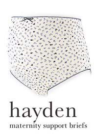 QueenBee® - Hayden Support Briefs - ON SALE