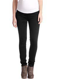 Queen Bee Black Jodhpur Style Maternity Trousers by Esprit