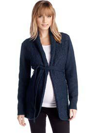 Esprit - Navy Soft Knit Cardigan - ON SALE
