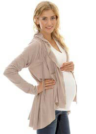 Quack Nursingwear - Jonas Cardigan in Natural