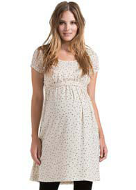 Esprit - Mini Heart Print Dress