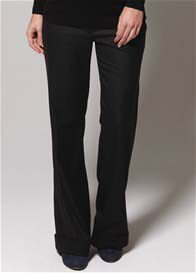 Esprit - Black Cuffed Trousers - ON SALE