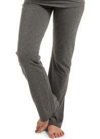 Queen Bee Ninette Jersey Maternity Pants in Grey by Noppies