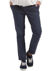 Queen Bee Maternity Chino Pants in Black Ink by Esprit