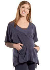 Queen Bee Maternity/Nursing Cape by Molly Ades